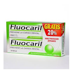 Fluocaril pasta Bi-Fluore duplo 2x125 ml