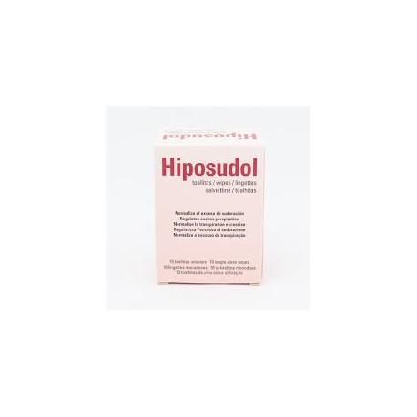 hiposudol lingettes hyperhidrose vi as laboratoires parafarmacia online. Black Bedroom Furniture Sets. Home Design Ideas