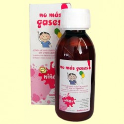 No más gases - Jarabe infantil - 150 ml - Soria Natural