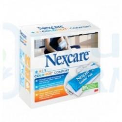 Nexcare ColdHot Comfort amortiguador trmico reutilizable caliente y fra 11 cm x 26 cm