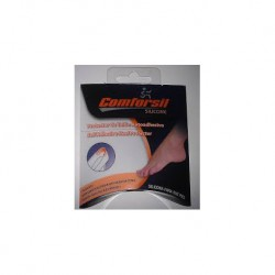 Comforsil Silicona Talon Aposito Protector 2 U Talla S