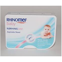 Rhinomer Baby Narhinel Confort Aspirador Nasal Bebé