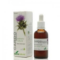 Extracto de Cardo Mariano · Soria Natural · 50 ml