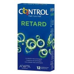 Control Retard Preservativo 12 Unidades