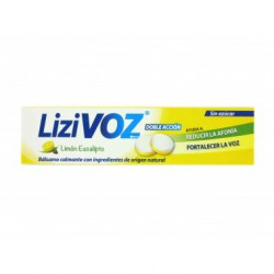Lizivoz Doble Accion Limon Eucalipto 18 PastillasILLAS