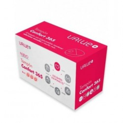 Value Tampon Confort 365, 3 Unidades