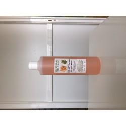 Ge de baño personalizado Miel y aloe 500 ml