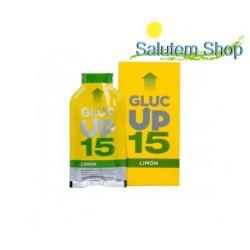 Gluc Up 15 10 sticks.glucosa of fast absorption lemon