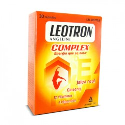 Leotron complex 30 cpas