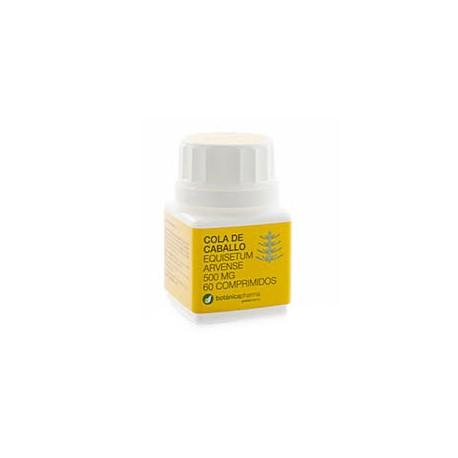 Cola de Caballo – 500 Mg 60 Comp. Botanicapharma