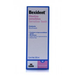 Bexident Colutorio Dientes Sensibles 250ml
