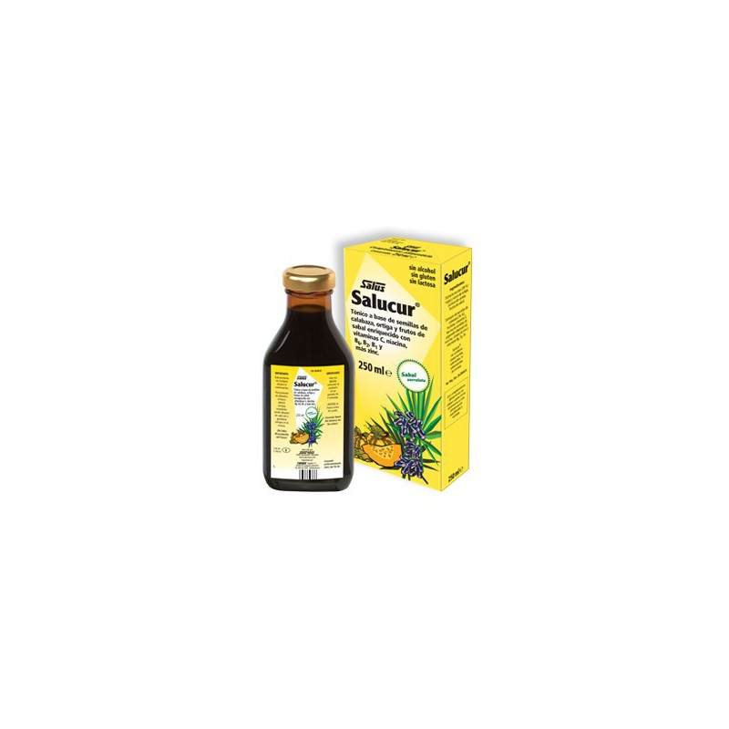 Salucur Syrup 250ml. Salus. | Parafarmacia Online