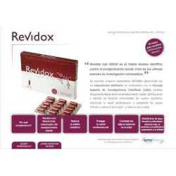 Revidox with Stilvid . Actafarma .