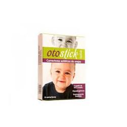 Bebês Otostick. Corrector + cap ouvidos.