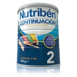 Nutribén Continuación 2.