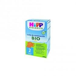 HiPP 2 leche biológica de continuación.