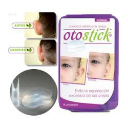 Otostick. Corrector aesthetic ear. Bid Pack (5 units).