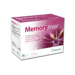 Memory Max. Pharmadiet.