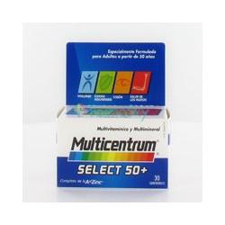 Multicentrum Junior 30 comprimidos.