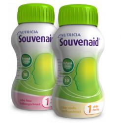 Souvenaid 2Ud botella x 125 ml,sabor vainilla y fresa- 578158