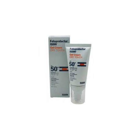 Dry-Touch Sunscreen Gel Cream SPF 50+. Isdin ...