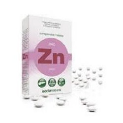 Suplemento Zinc Retard 48 comprimidos SORIA NATURAL