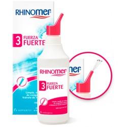 Rhinomer Fuerza 3 (fuerte). Novartis.