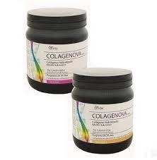 Col geno hidrolizado cido hialur nico colagenova sabor fresa parafarmacia online - Alimentos con colageno hidrolizado ...