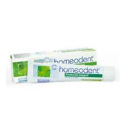 Homeodent whitening toothpaste. Boiron.
