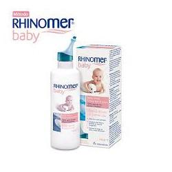 Rhinomer bébé (en extra doux). Novartis.