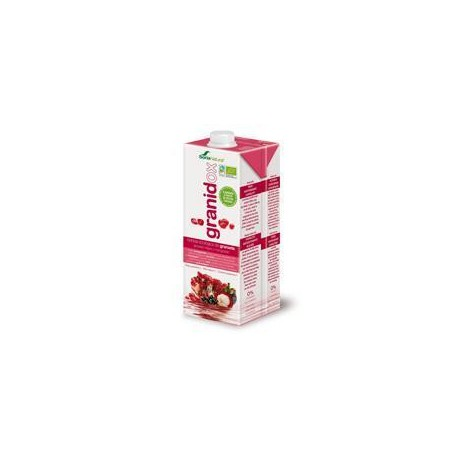 Granidox.Drink pomegranate. Soria Natural.