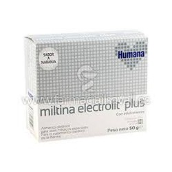 MILTINA ELECTROLIT PLUS 20x2,5g