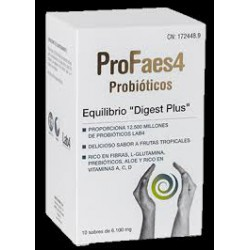 ProFaes4 Digest Plus. Lab4.