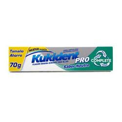 Kukident pro complete sabor neutro. Kukident Pro.