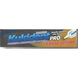 Pro Kukident complete sealing effect. Kukident.