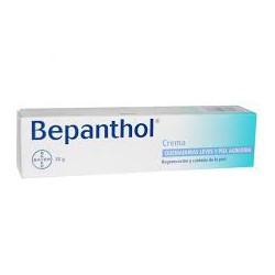 Crème Bepanthol. Bayer.