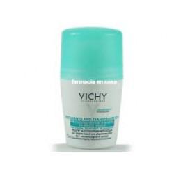 Desodorante antitranspirante 48 horas. Vichy.