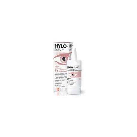 HYLO-DUAL COLIRIO LUBRICANTE 10ML