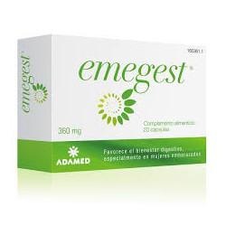 Produit Emegest. Adamed.