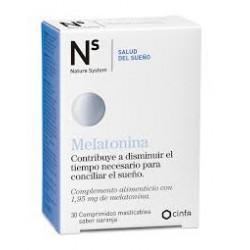 La melatonina N + S. Cinfa.