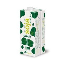 Organic soymilk. Soria Natural.