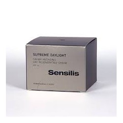Daylight Supreme caviar with SPF 15. Sensilis.