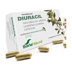 Diuracil capsules. Soria Natural.