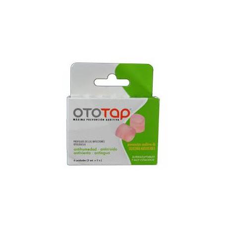 OTOTAP Cera moldeable recubierta de algodón