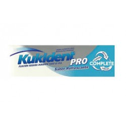 Pro Kukident gusto completo rinfrescante. Kukident.