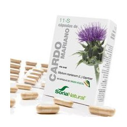 11-S Thistle. Soria Natural.