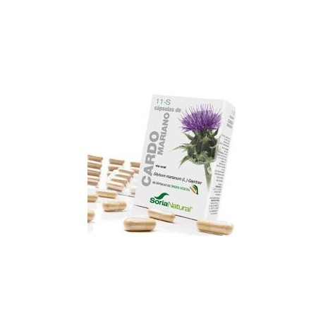 Product 11-S Thistle. Soria Natural.