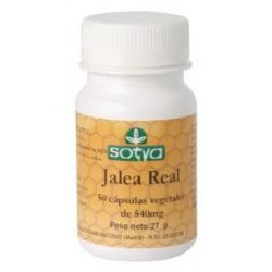 Royal Jelly capsules. Sotya.