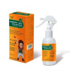 Neositrin gel spray liquido.
