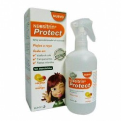 Proteger Neositrin in spray condicionador.